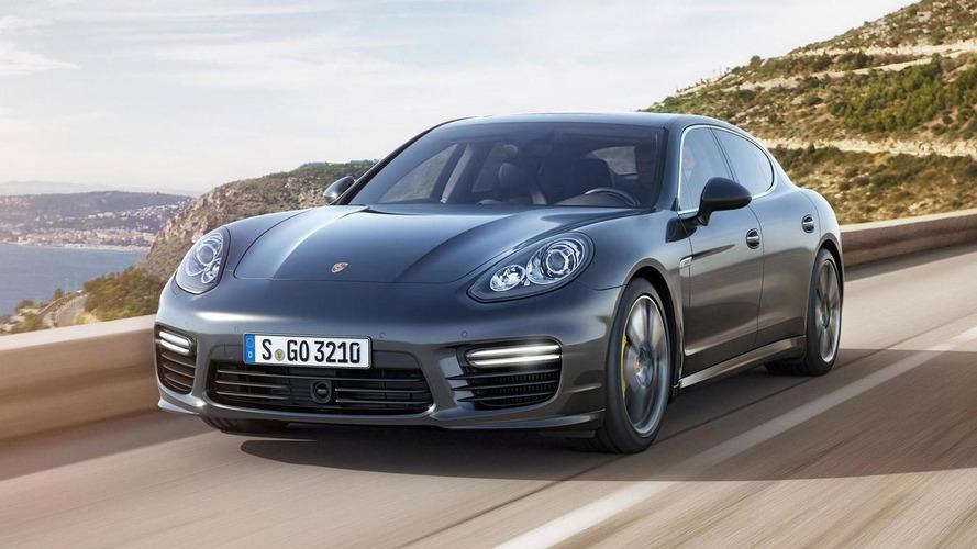 2014 Porsche Panamera Turbo S launched