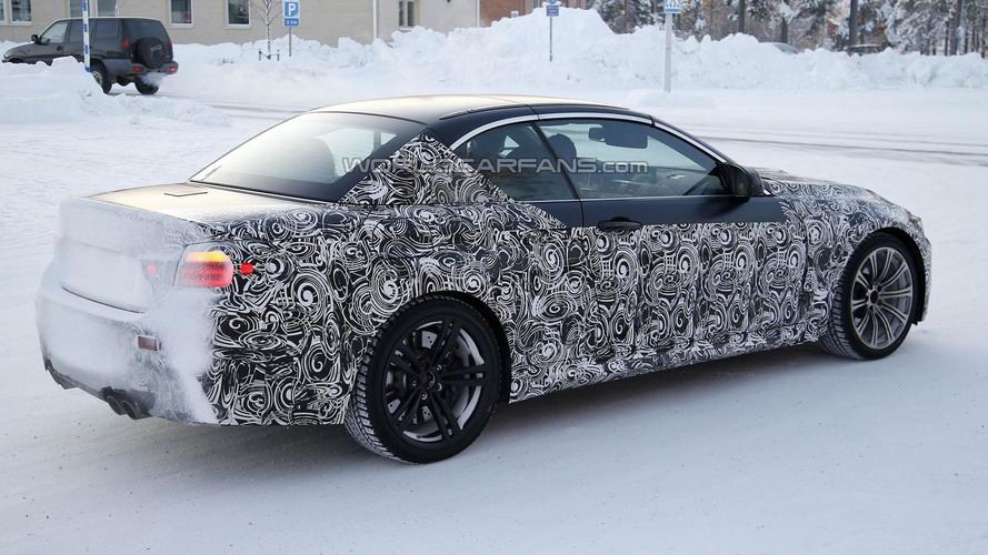 BMW M4 Convertible gets a chilly reception as it eschews Detroit for Scandinavia