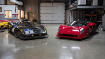 Ferrari P4/5 and P4/5 Competizione together for the first time [video]
