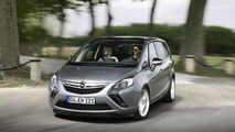 2014 Opel Zafira Tourer 1.6 SIDI Turbo 16.10.2013