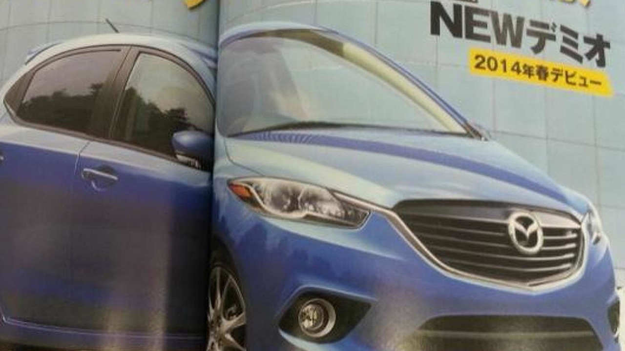 2015 Mazda2 / Demio (not confirmed)