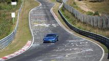 2014 Corvette Stingray on the Nürburgring 13.9.2013