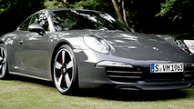 Porsche 911 50th Anniversary Edition 25.10.2013