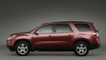 GMC Acadia selling well, but not many left