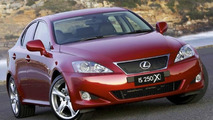 Lexus IS 250 X Limited Edition