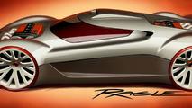 Mitsubishi Double Shotz Hot Wheels Design