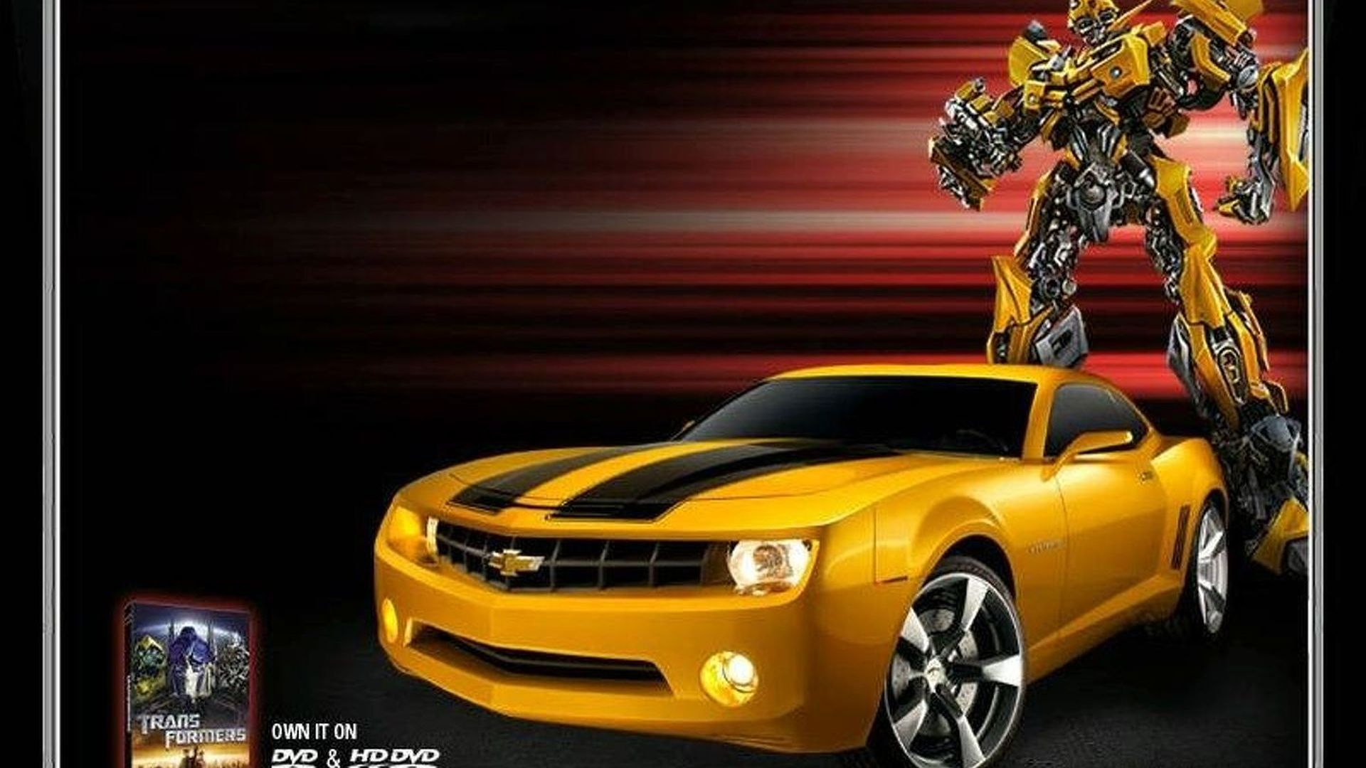 Chevy Cars In Transformers