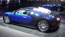 Bugatti Veyron 16.4 at Genev