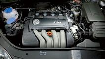 2005 Volkswagen Jetta FSI Engine