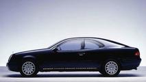 Mercedes-Benz coupe concept of 1993