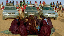 Volkswagen Helps the Tuaregs