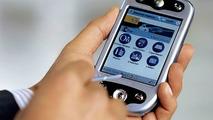 OnStar mobility portal: Access via PDA