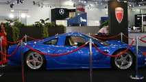 Barabus 1005hp supercar