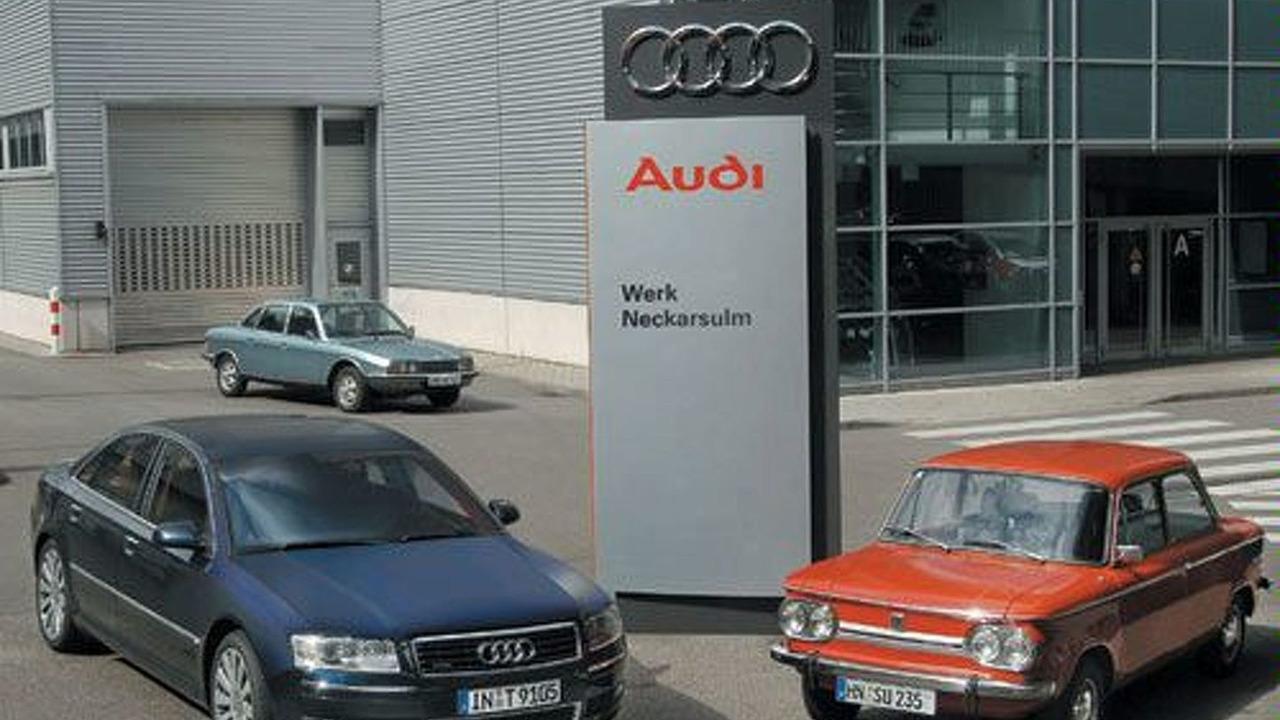 Audi Neckarsulm Plant