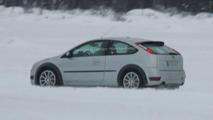 Ford Focus RS spy photos