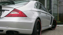 ART GTR 374 based on Mercedes CLS350