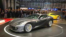 Ferrari 812 Superfast 2017 salon de Ginebra