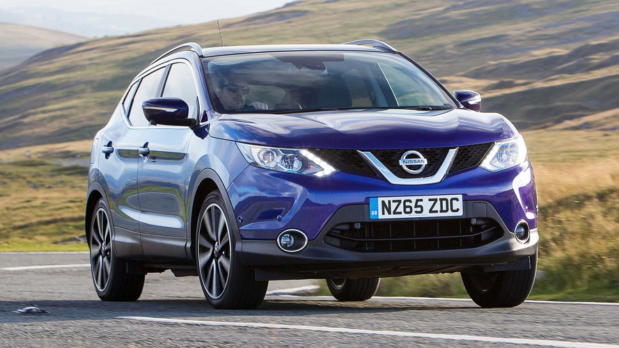 2017 nissan qashqai review. Black Bedroom Furniture Sets. Home Design Ideas