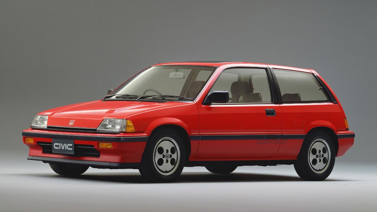 Honda Civic Si (Japanese spec)