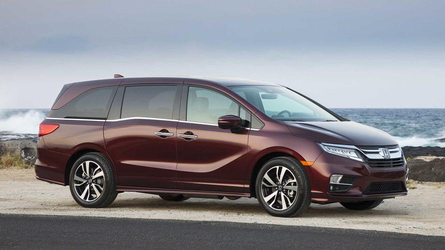 2018 Honda Odyssey: First Drive