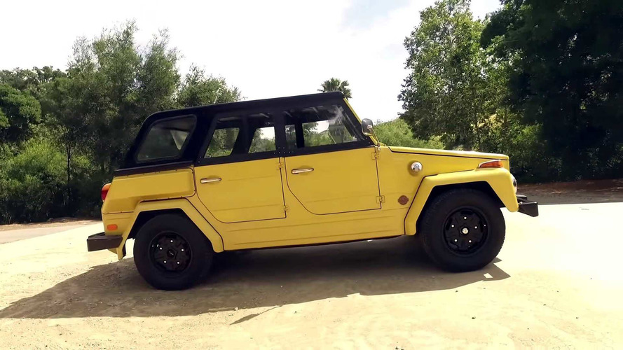Icon VW Thing EV