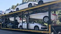 Flagra - Novo Toyota Corolla 2018