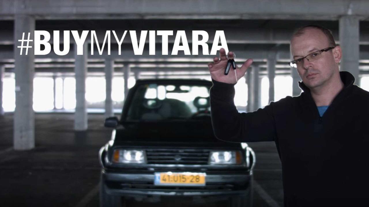 Suzuki Vitara ad