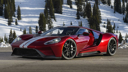Ford GT Has More Computing Power Than F-35 Fighter Jet