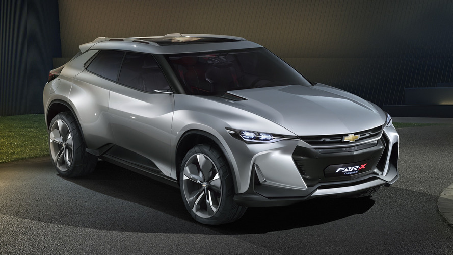 Is the Chevrolet FNR-X The Coolest Concept In Shanghai?