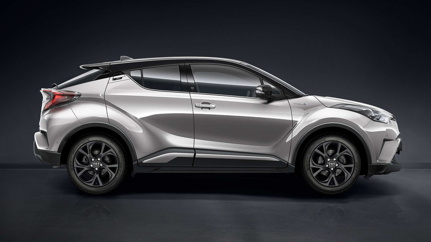 Toyota offers C-HR in £29,995 Limited Edition guise