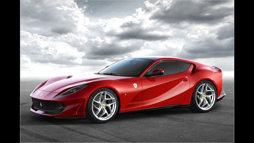 Ferrari-F12-Nachfolger mit 800 PS