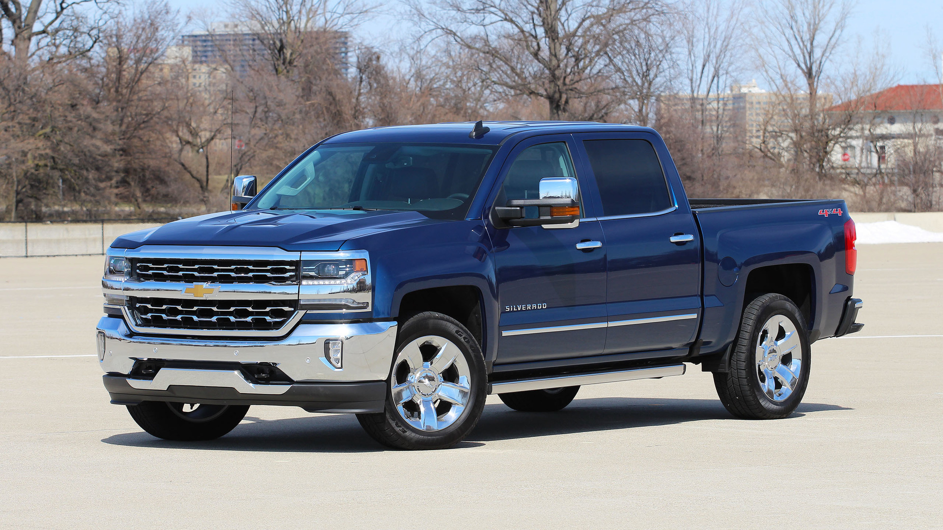 2017 chevy silverado 1500 review a main event at the biggest game in. Cars Review. Best American Auto & Cars Review