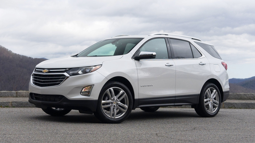 2018 Chevy Equinox: First Drive