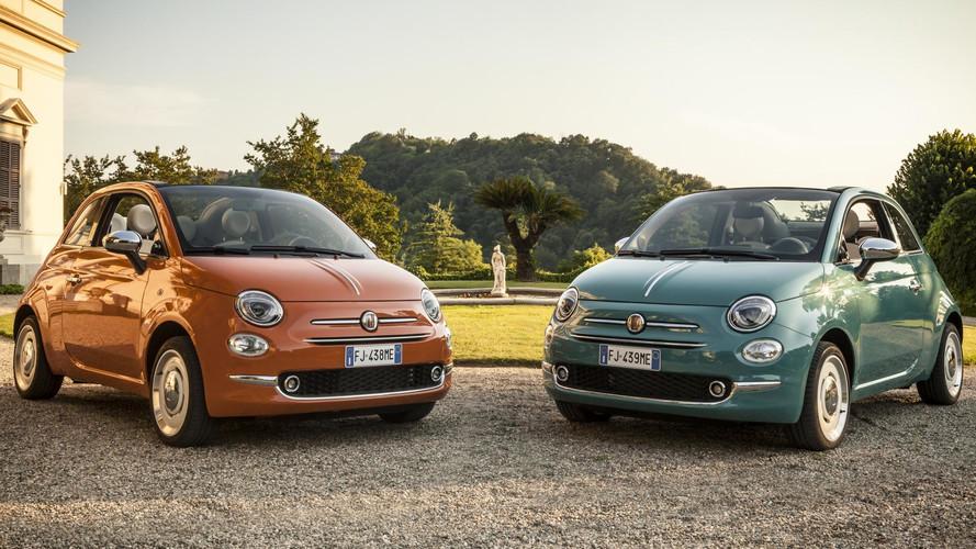 FCA celebra os 60 anos do aniversário de lançamento do Fiat 500