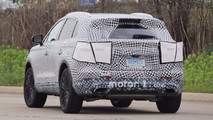 2012019 Lincoln MKX spy photo