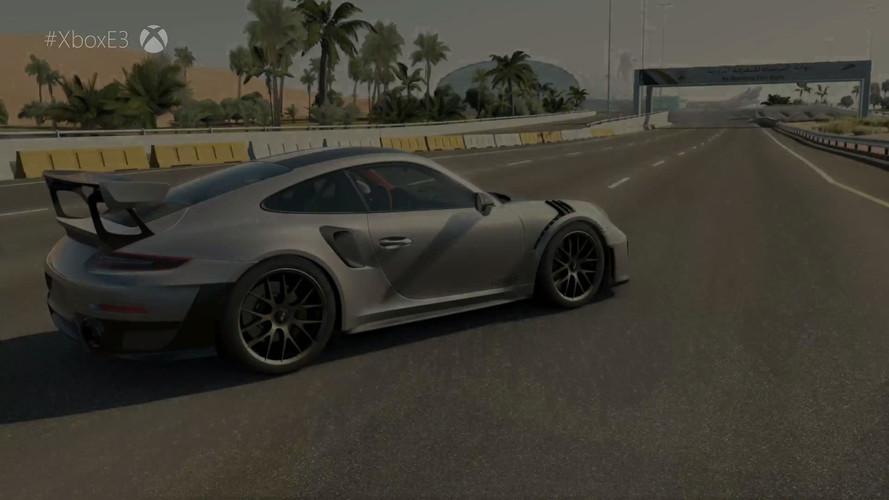 Porsche 911 GT2 RS 2018 en el E3