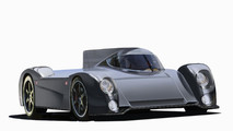 Panoz GT-EV Road Car