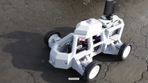 Sentinel traffic stop robot project