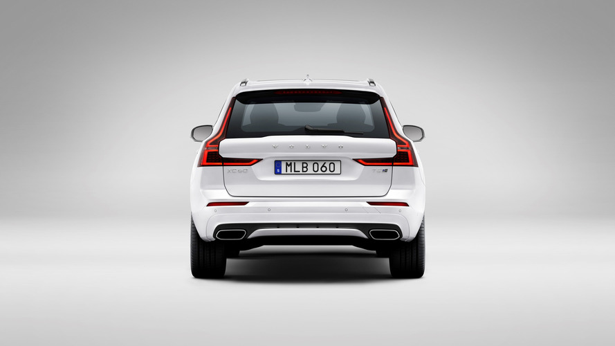 Volvo XC60 - Production