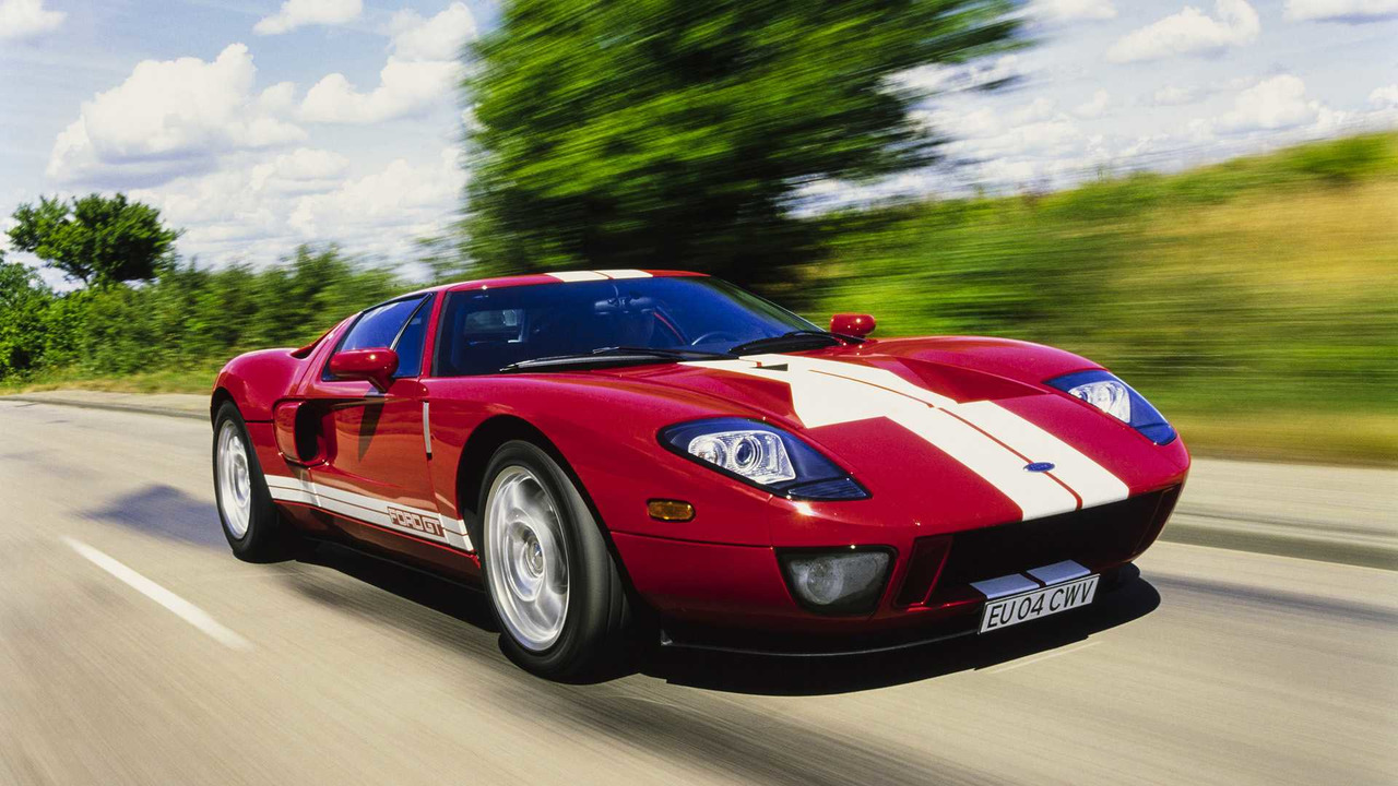 John Cena Is An Auto Geek Check Out His Ford Gt
