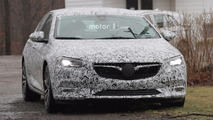 Buick Regal Liftback / Wagon Spy Shots