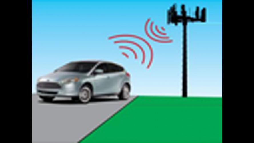MyFord Mobile, l'auto elettrica si controlla con lo smartphone