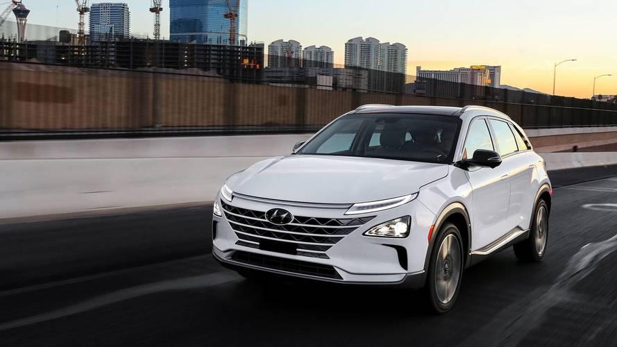 Hyundai NEXO 2018: un nuevo SUV impulsado por hidrógeno