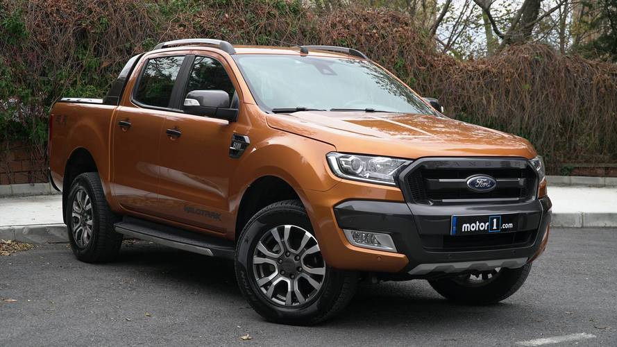 2017 Ford Ranger Wildtrak   Neden Almalı?