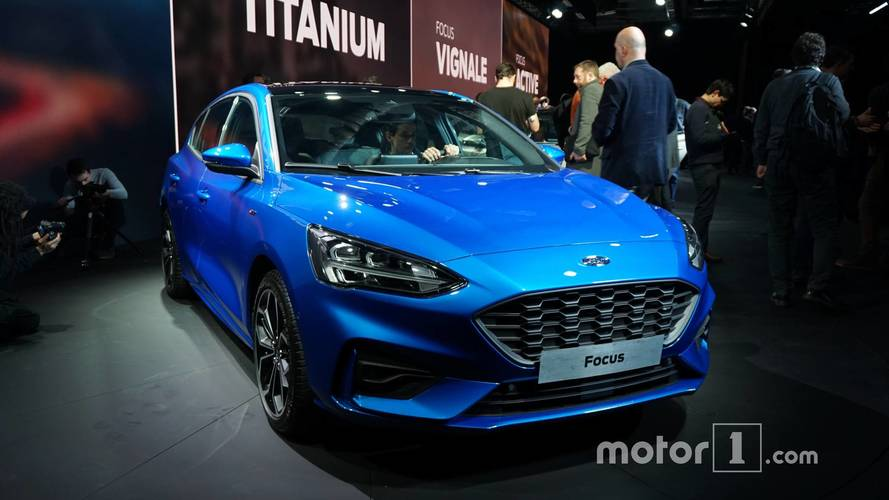 2019 Ford Focus Revealed With New Engines And More Tech