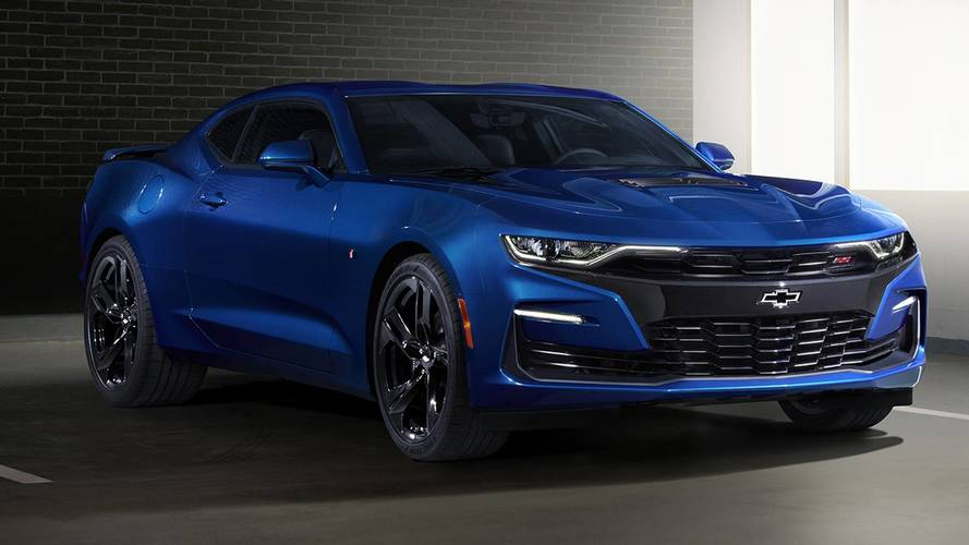 2019 Chevrolet Camaro karşılaştırma