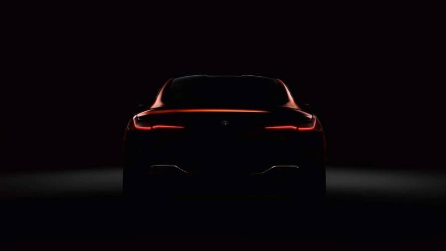 BMW, yeni 8 Serisi'ni gizlice sergiliyor