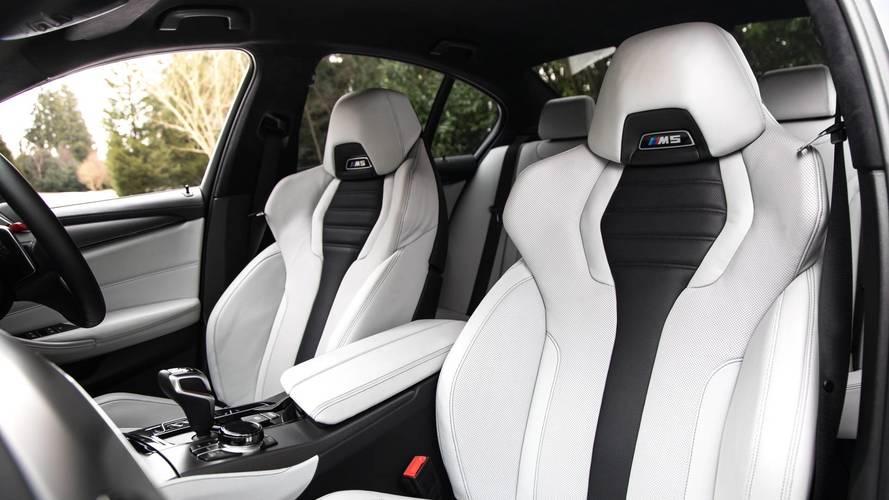 2018 BMW M5 2018 BMW M5 ...