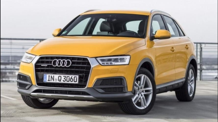 Audi Q3, ora è anche Young, Business e quattro edition