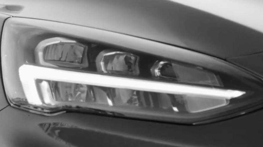 VIDÉO - Premier teaser de la nouvelle Ford Focus